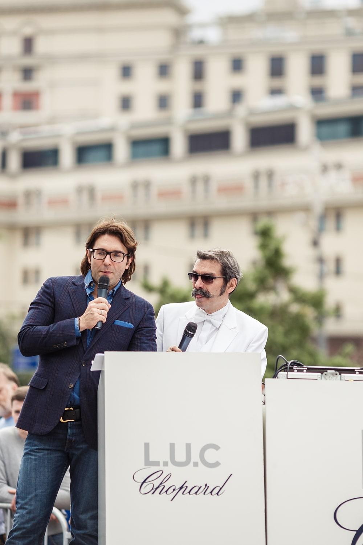 Андрей Малахов и Марк Подольский
