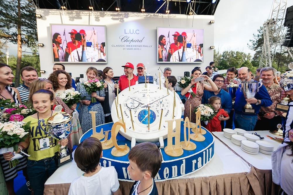 Торт от шефа ресторана A.V.E.N.U.E. Давида Дессо