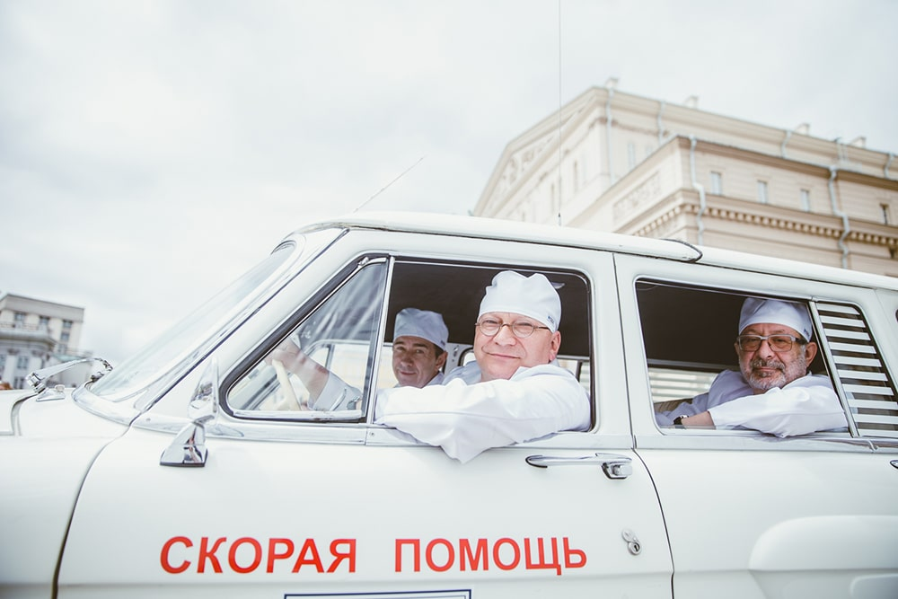 «Волга» ГАЗ 22М 1964 г.