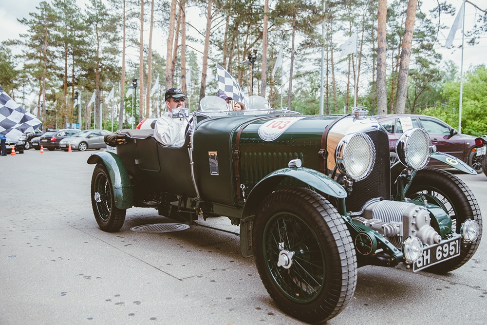 Bentley Speed six 1929 г.