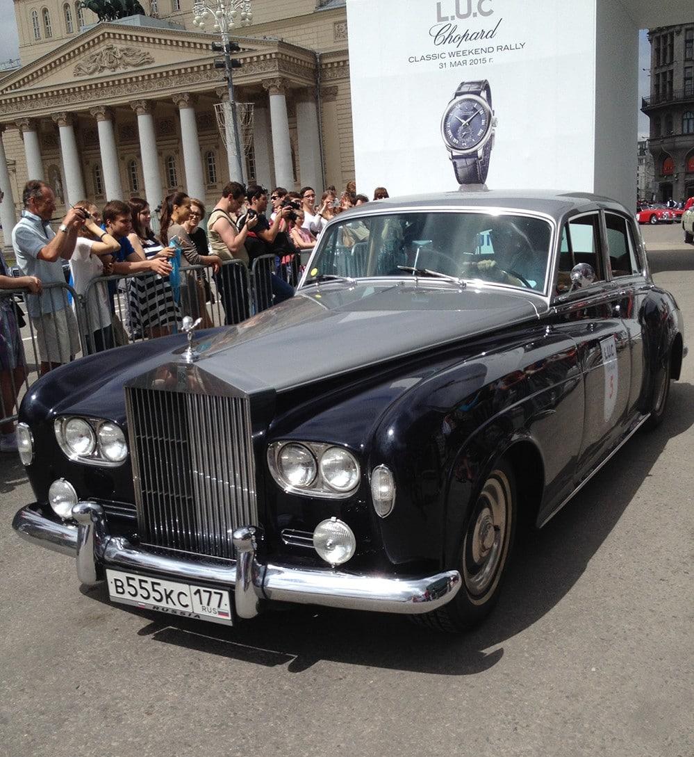 Rolls Royce Silver Cloud III 1965 г.