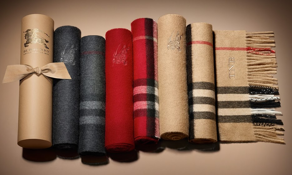 Burberry gifts 2015