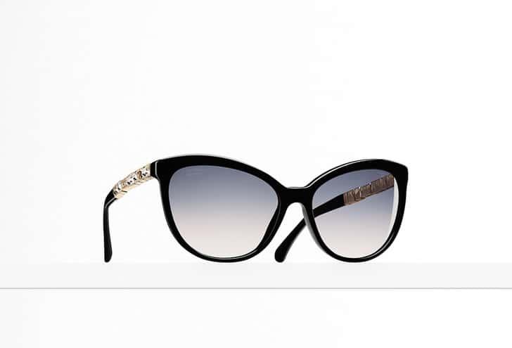 Chanel Bijou sunglasses, SS2015