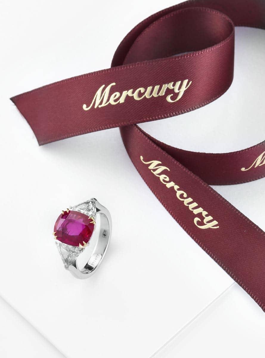 Новая коллекция украшений Mercury