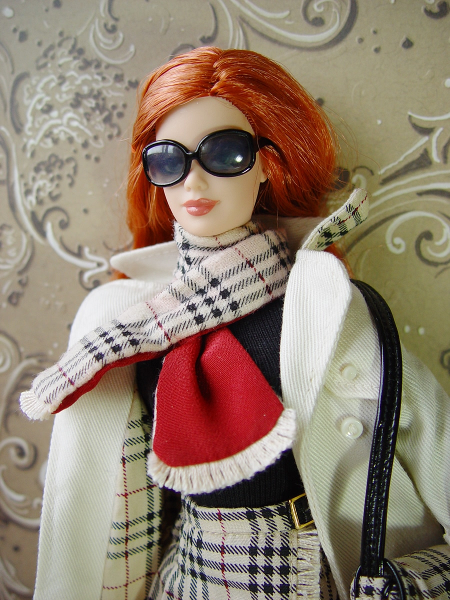 Barbie Burberry