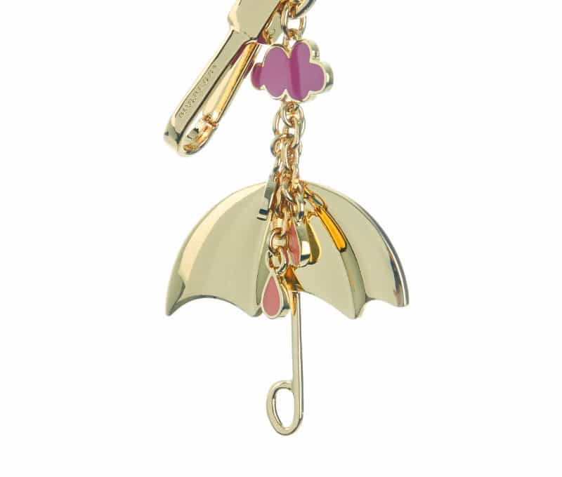 brelok-burberry-umbrella-charm-key-chain