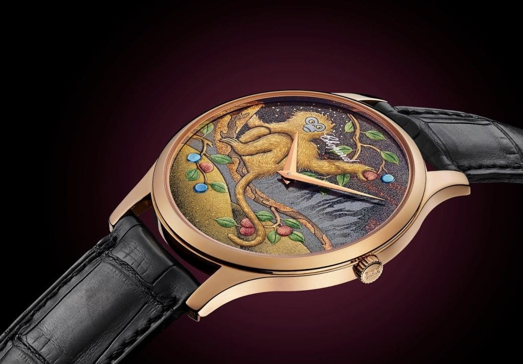 Chopard L.U.C. XP Urushi 'Year of the Monkey'