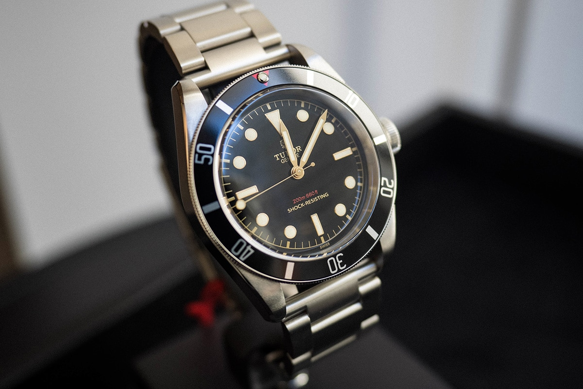 Only Watch. Tudor