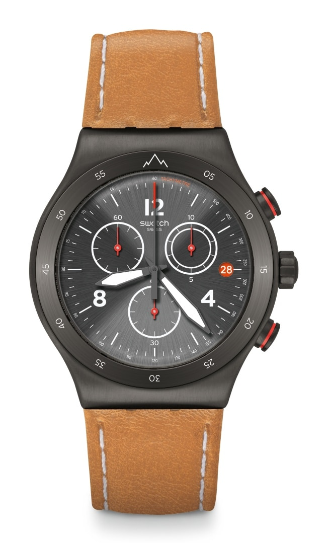 I New Chrono Standard; 2015 XMasCollection; 1511 Jeremy Jones watch