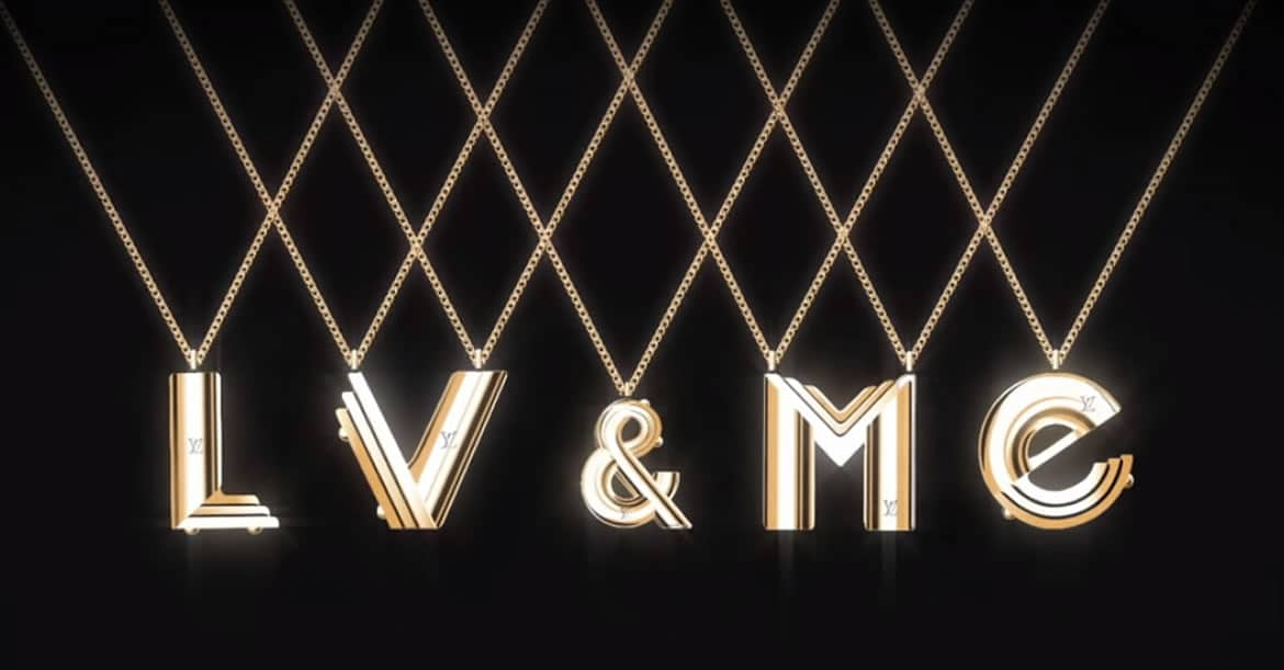 Louis Vuitton presents LV&Me Jewellery Collection
