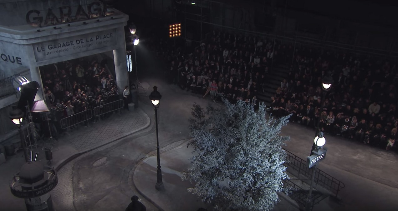 Chanel Paris in Rome 2015/16 Métiers d'Art show