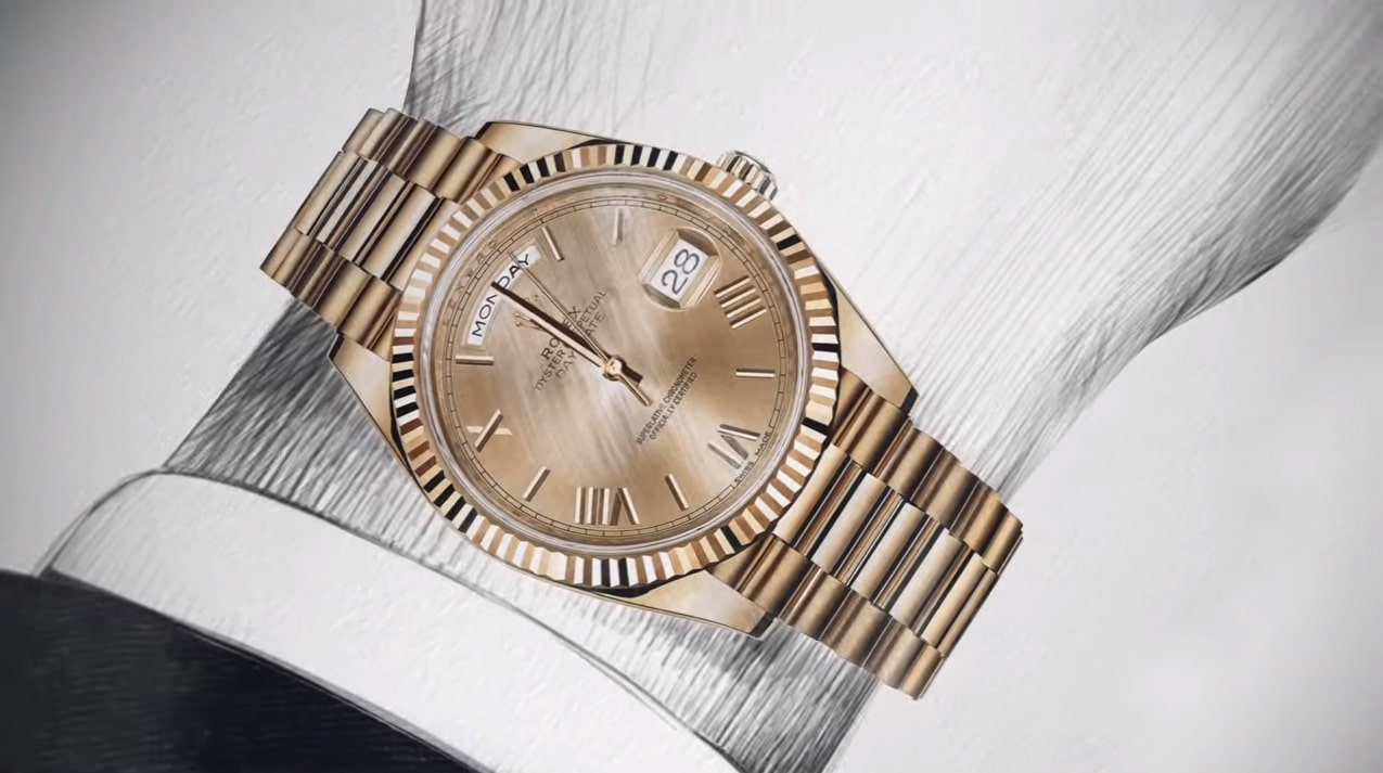 The Rolex Way - The Day-Date 40