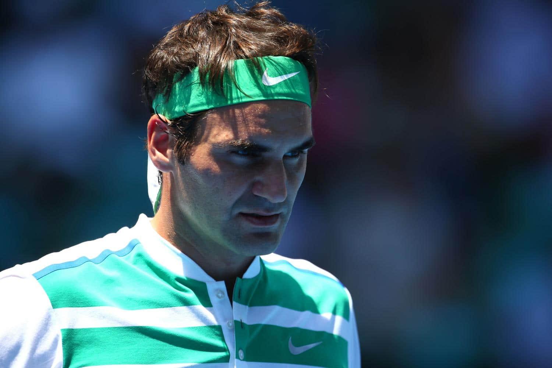 Roger Federer - Nike, ближе