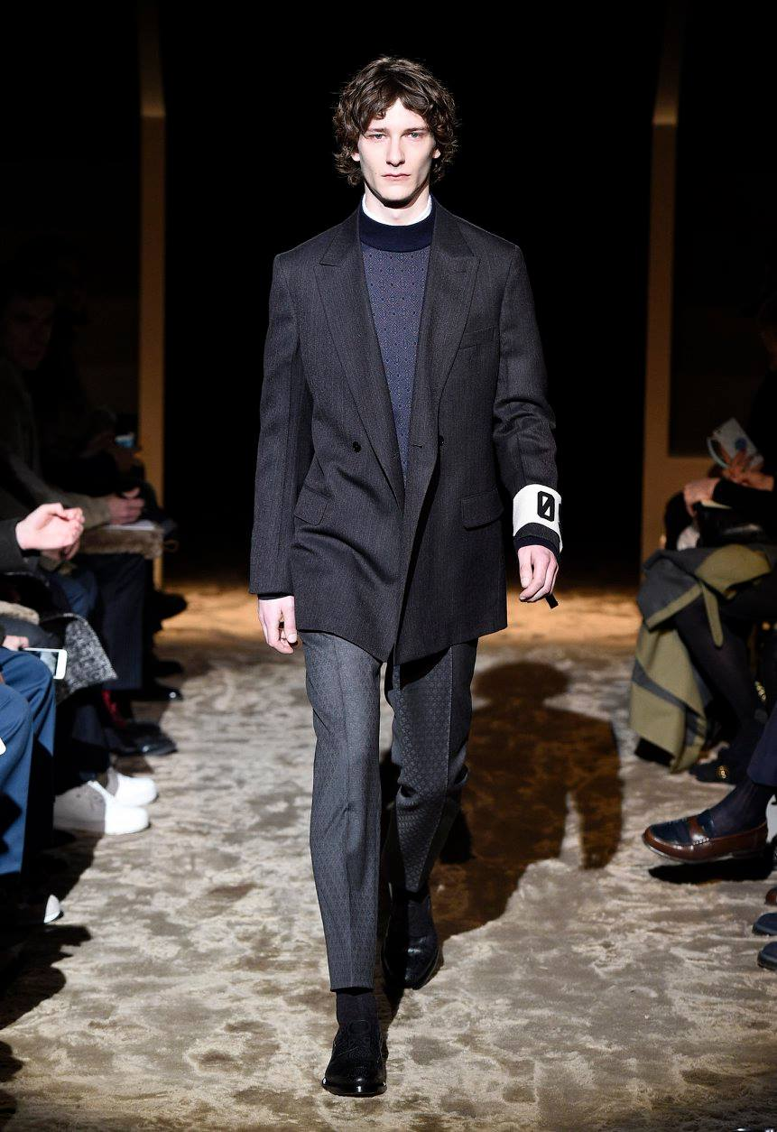 Ermenegildo Zegna Fall Winter 2016/17