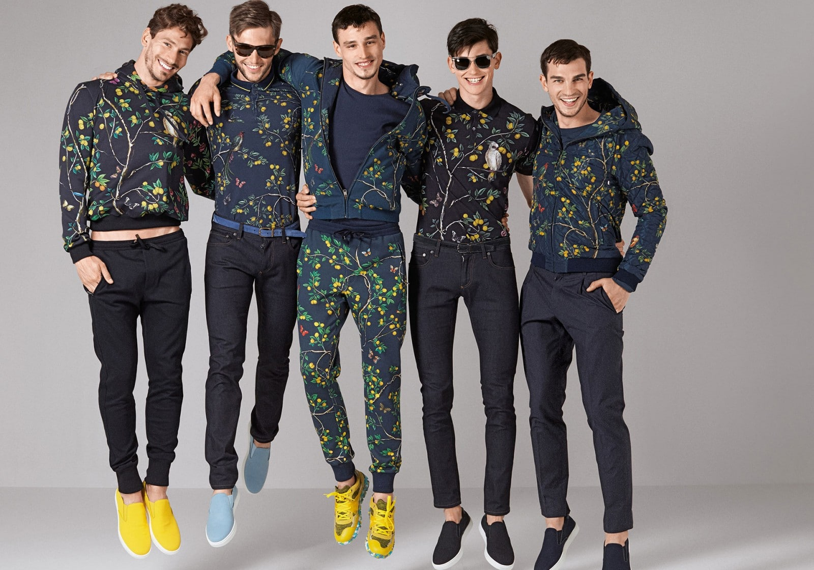 Dolce & Gabbana summer 2016 man collection