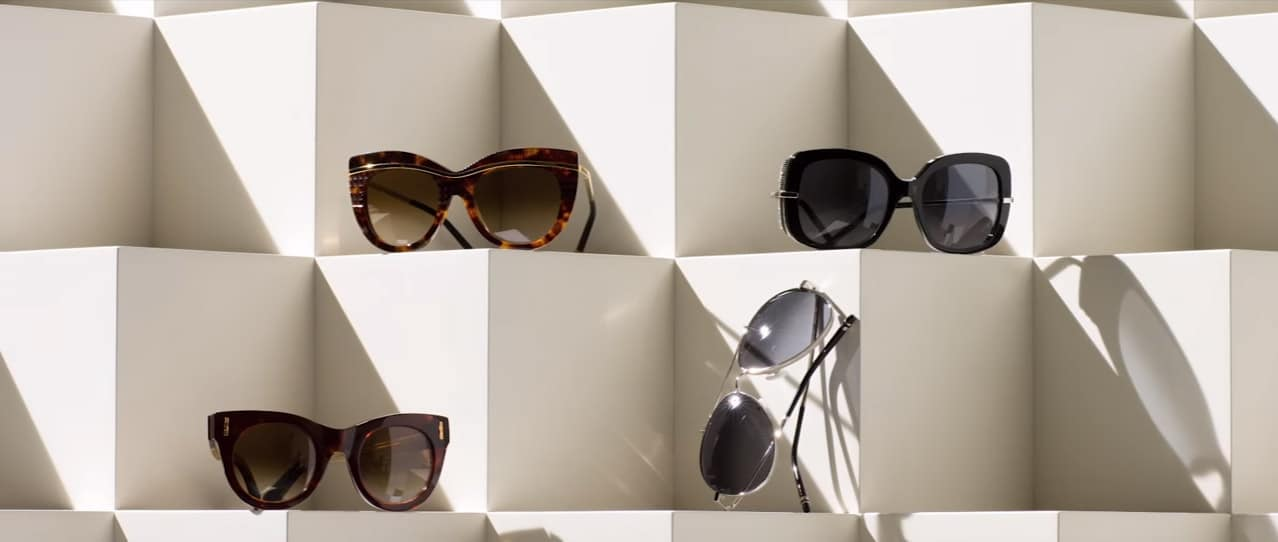 Boucheron eyewear - Collection Quatre