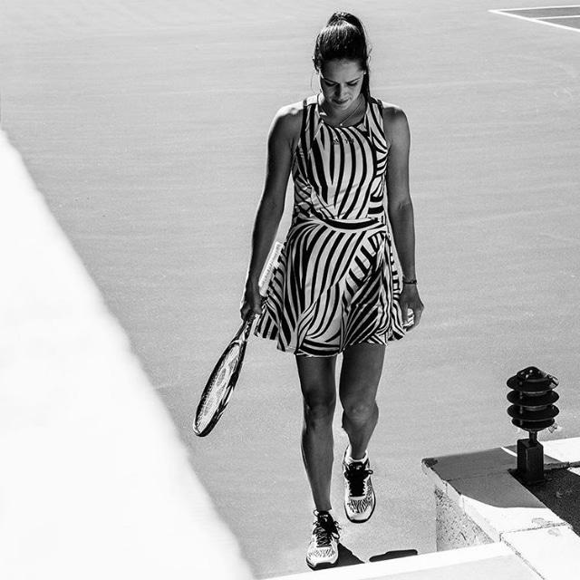 Roland Garros 2016 - Ana Ivanovic - Adidas