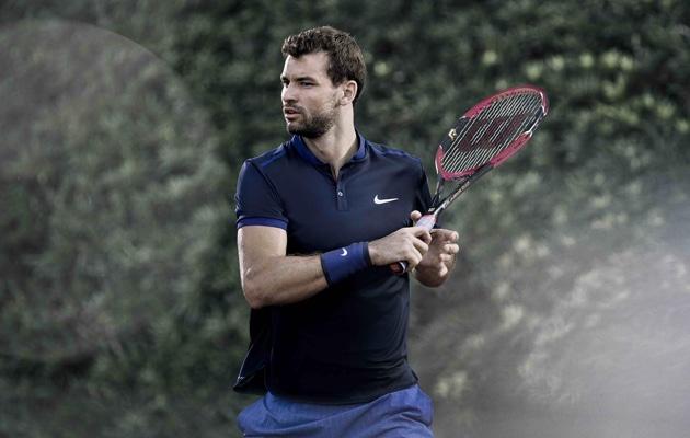 Roland Garros 2016 - Grigor Dimitrov - Nike