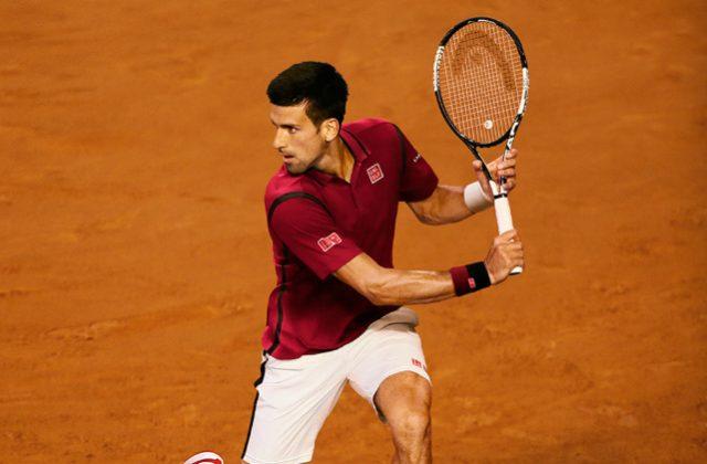 Roland Garros 2016 - Novak Djokovic - Uniqlo