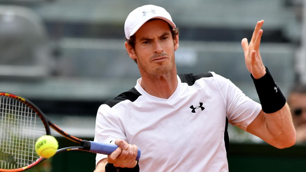 Roland Garros 2016 - Andy Murray - Under Amour
