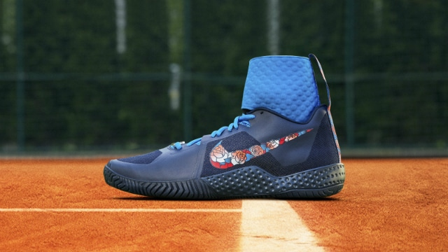 Roland Garros 2016 - Serena Williams - Nike Shoes