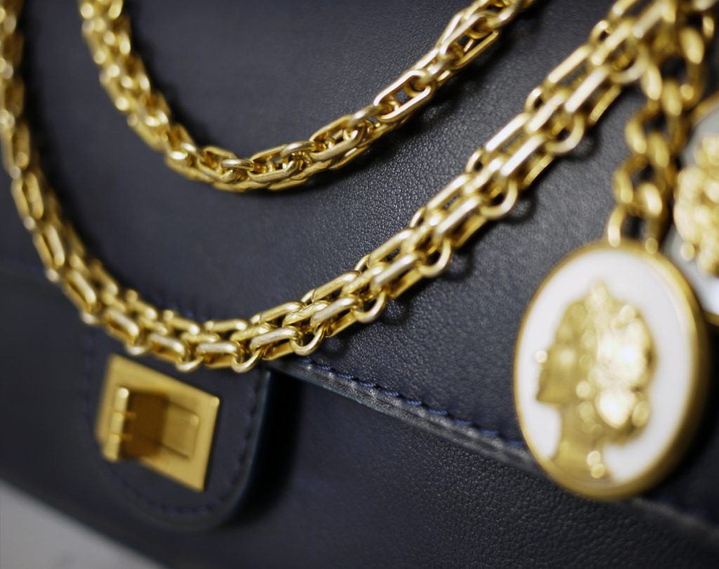 Chanel 2.55 bags in soft leather