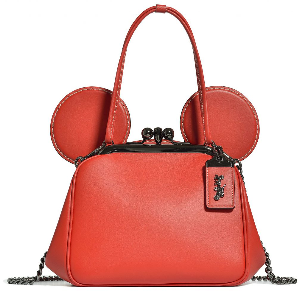 Disney and Coach collaboration