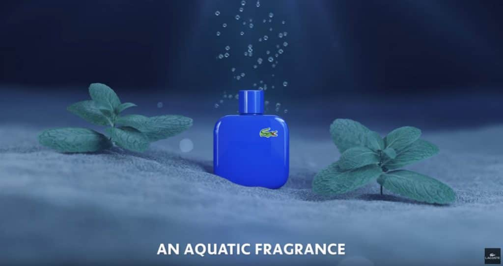 Eau de Lacoste L.12.12 Bleu - POWERFUL