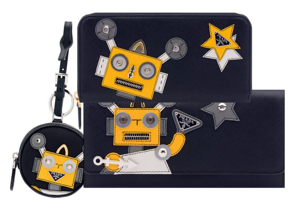 Prada limited collection - Robot