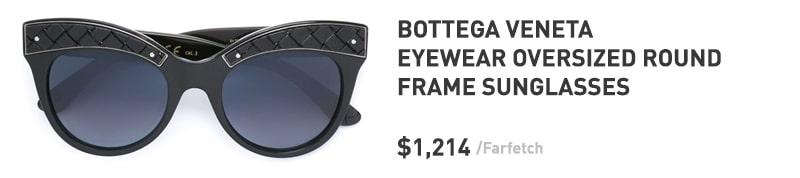 Bottega Veneta eyewear on Farfetch
