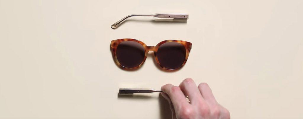 Bottega Veneta eyewear