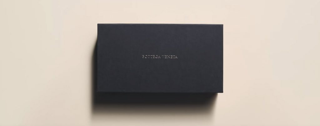 Bottega Veneta eyewear - box