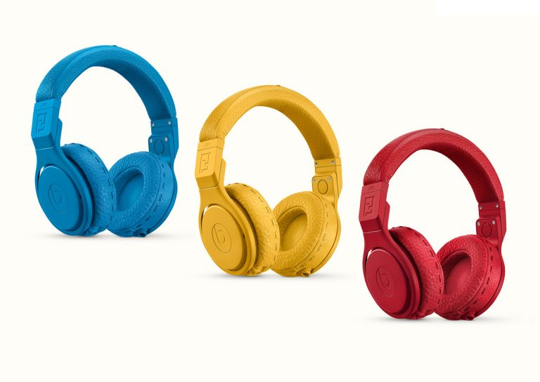 Fendi Beats Pro Headphones collection