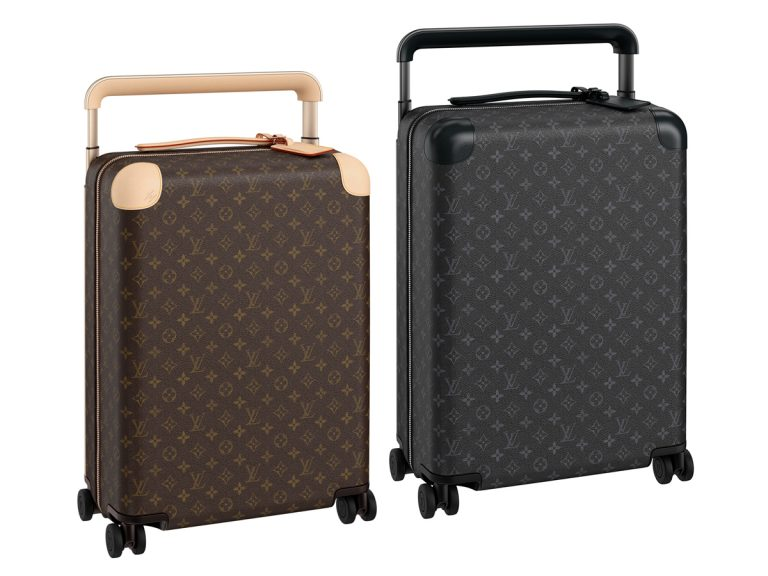 Louis Vuitton - Marc Newson rolling luggages