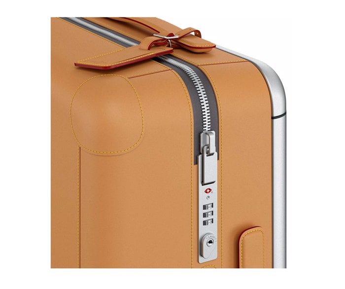 Louis Vuitton - Marc Newson rolling luggages - VVN - TSA