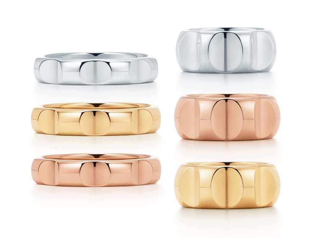 Tiffany and Co - Paloma Groove collection