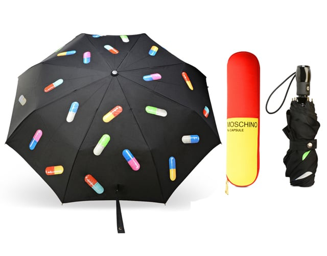 Moschino Capsule Collection SS17 Umbrella