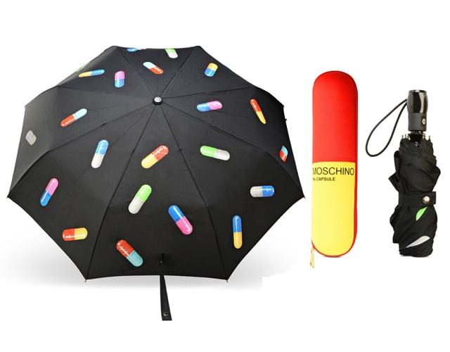 Moschino Capsule Collection SS17 Umbrella