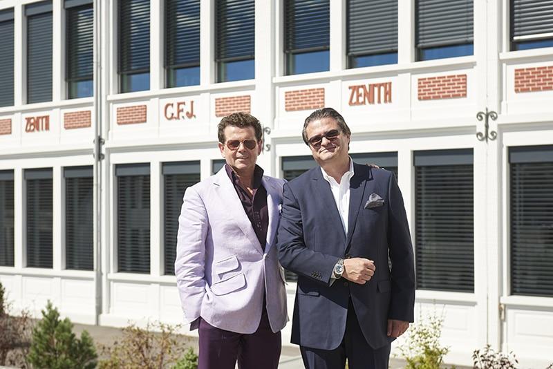 Aldo Magada & Gerry McGovern