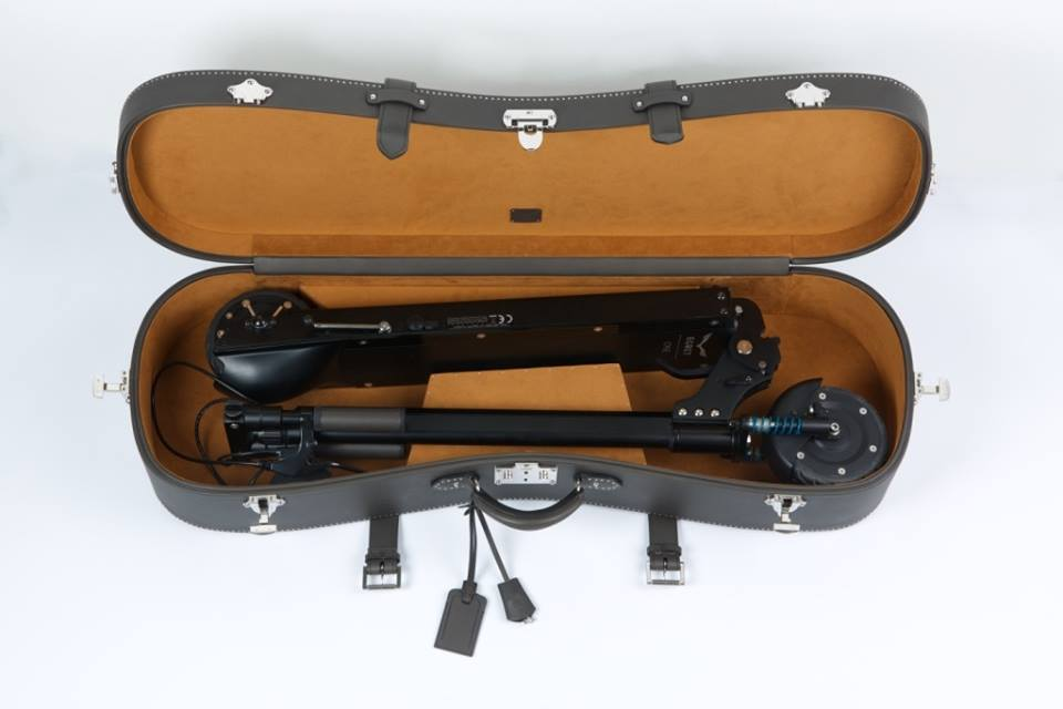 Moynat Jaguar Trunk
