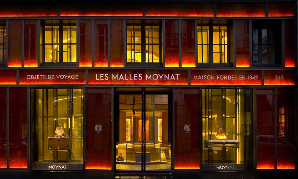 Moynat Paris Boutique Facade