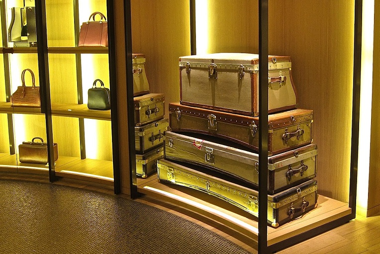 Moynat Paris Boutique Museum