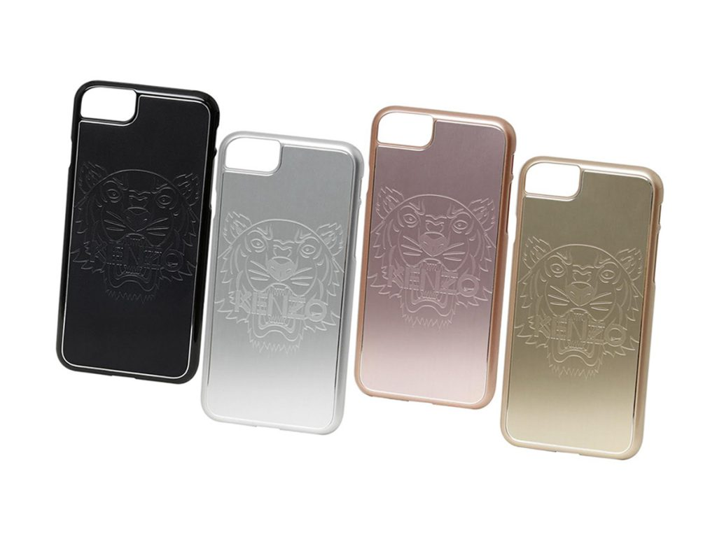 Kenzo iphone 7 and iphone 7 plus cases collection