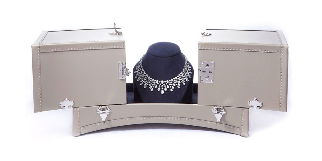 Moynat Trunk for Chaumet