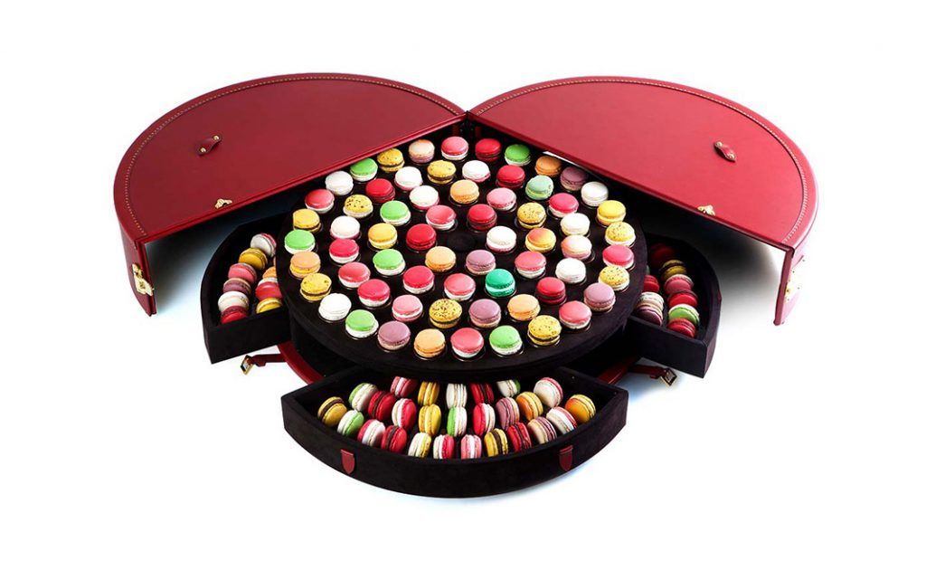 Moynat Trunk for Macarons