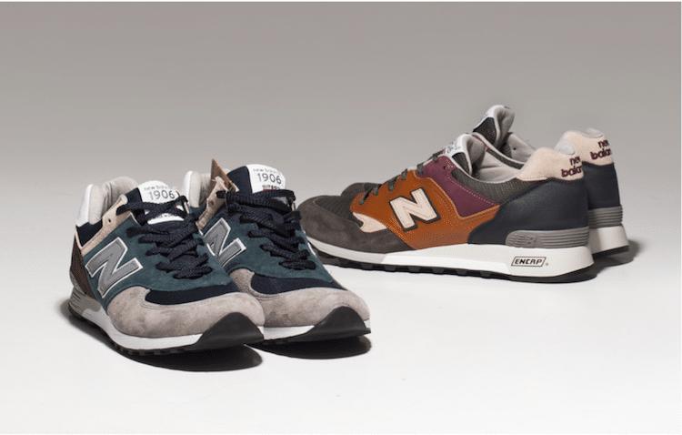 Лимитированная юбилейная коллекция New Balance