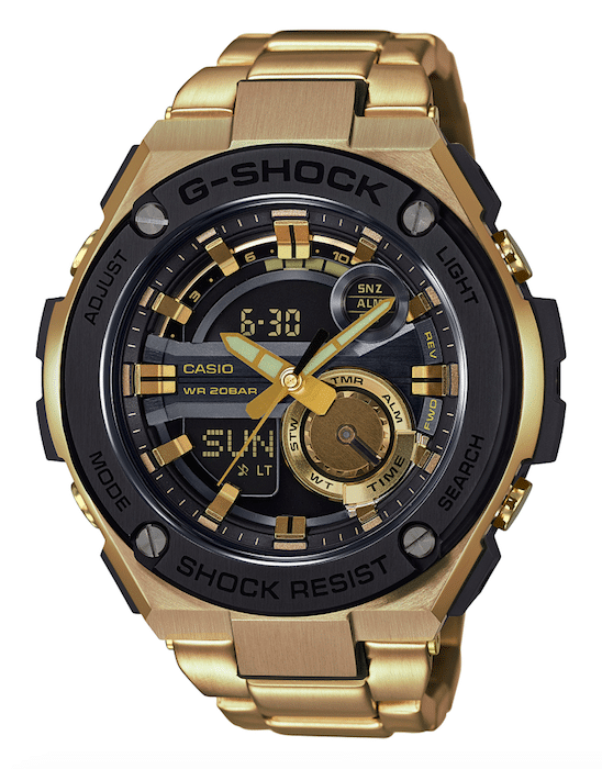 Casio G-Shock - G-STEEL