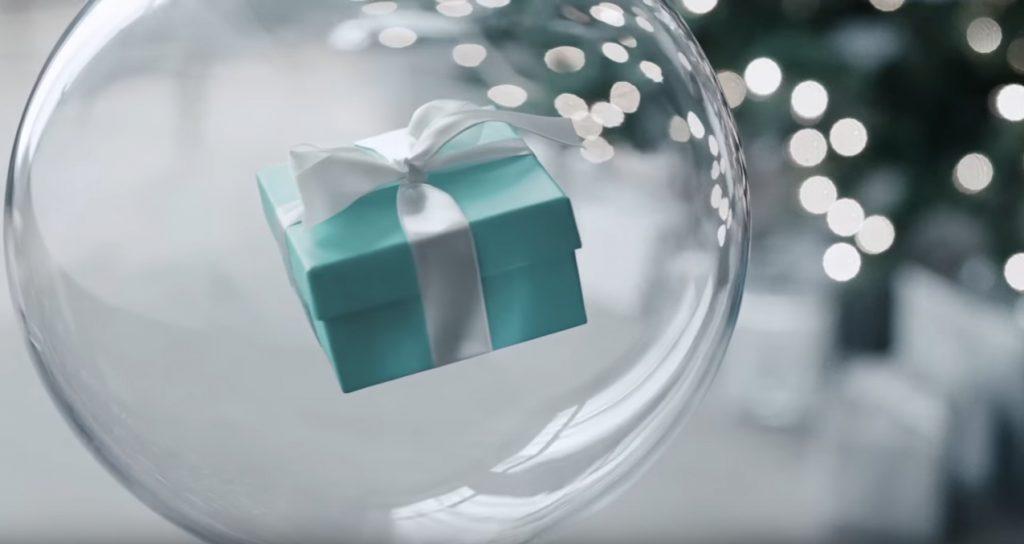 Праздничная кампания Tiffany&Co. 2016