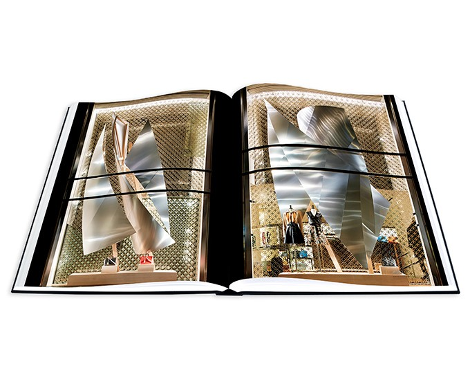 Louis Vuitton Windows / LV Book