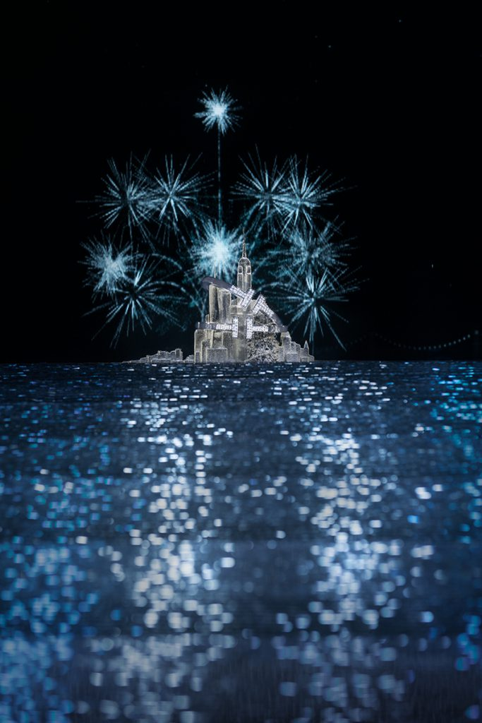 Diamond Iceberg, Tiffany & Co. 2016 Holiday Windows